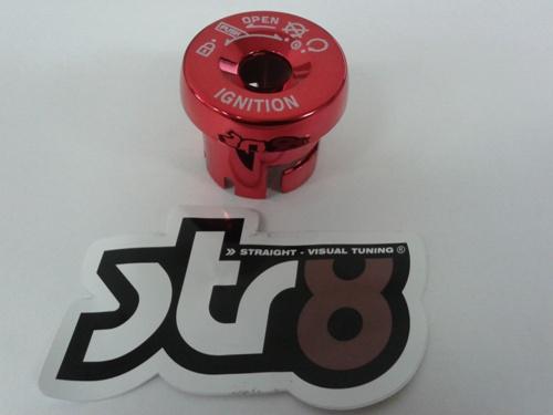 Levně Krytka spínací skřínky STR8, Yamaha Aerox Varianta: červená STR-540.40/RE