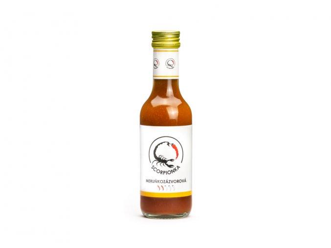 Scorpionka merunkovozazvorova chilli omacka