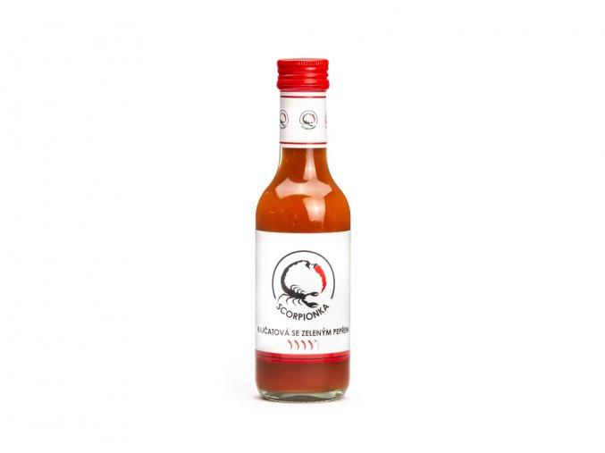 Scorpionka rajcovopeprova chilli omacka