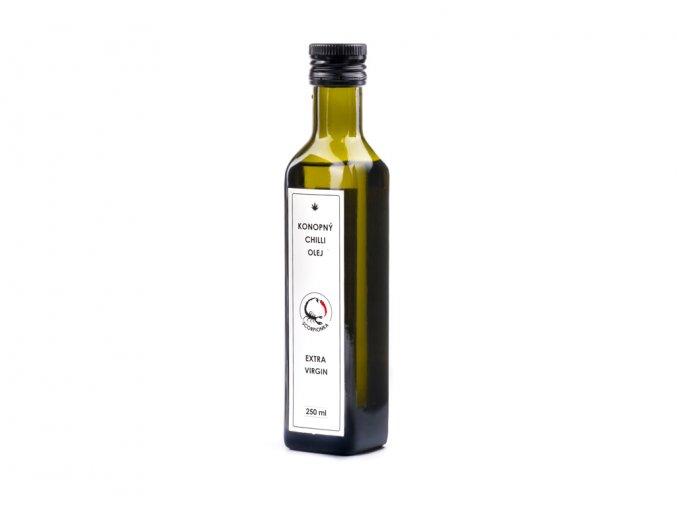 Scorpionka chilli konopny olej 250 ml