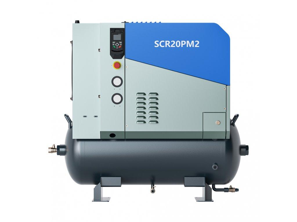 Šroubový kompresor SCR-15/10PM2