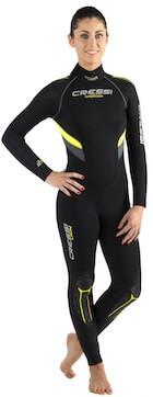 Neoprénové potápěčské obleky