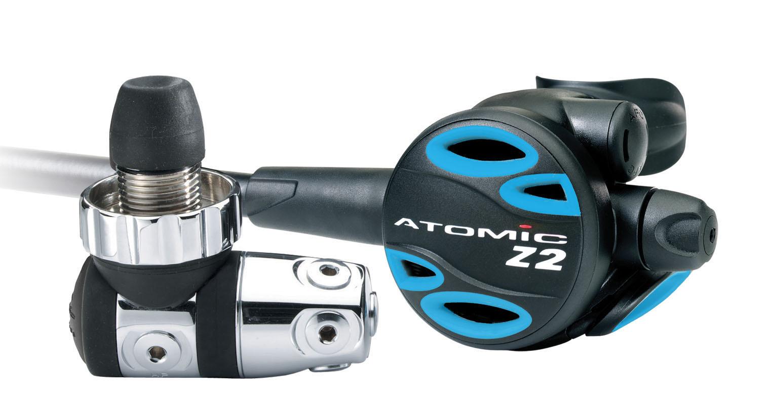 Potápěčský regulátor Atomic Aquatics Z2