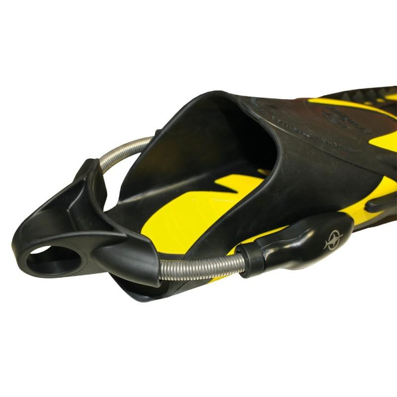 Ploutve na potápění Beuchat Power Jet žluté