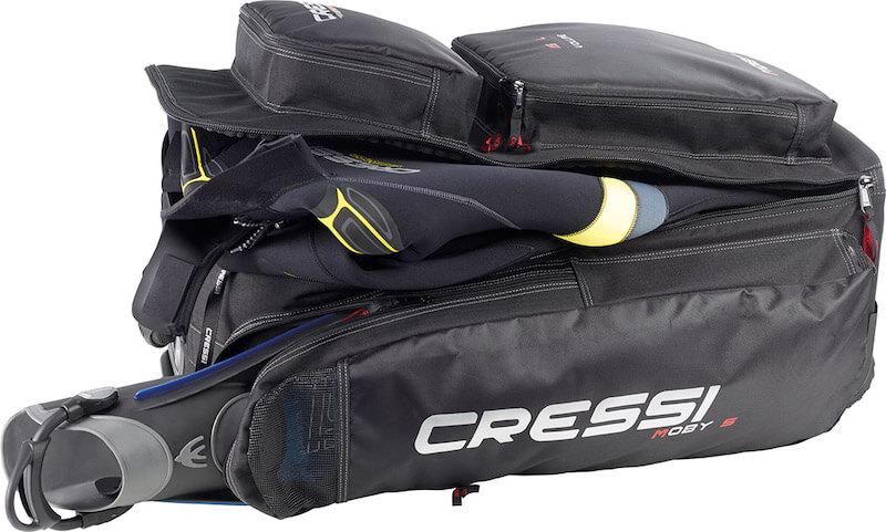 Taška Cressi Moby 5 na potápěčskou výstroj