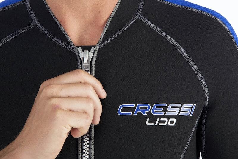 Krátký oblek na potápění a šnorchlování Cressi Lido pánský