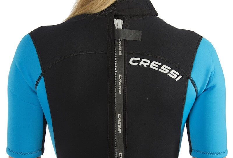 Cressi Med X lady short 3 mm