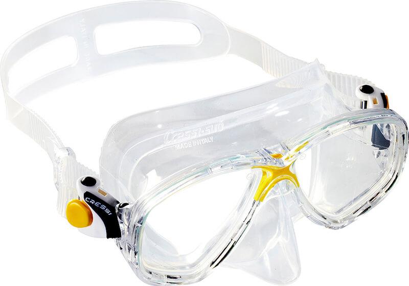 Potápěčské brýle Cressi Marea žluté