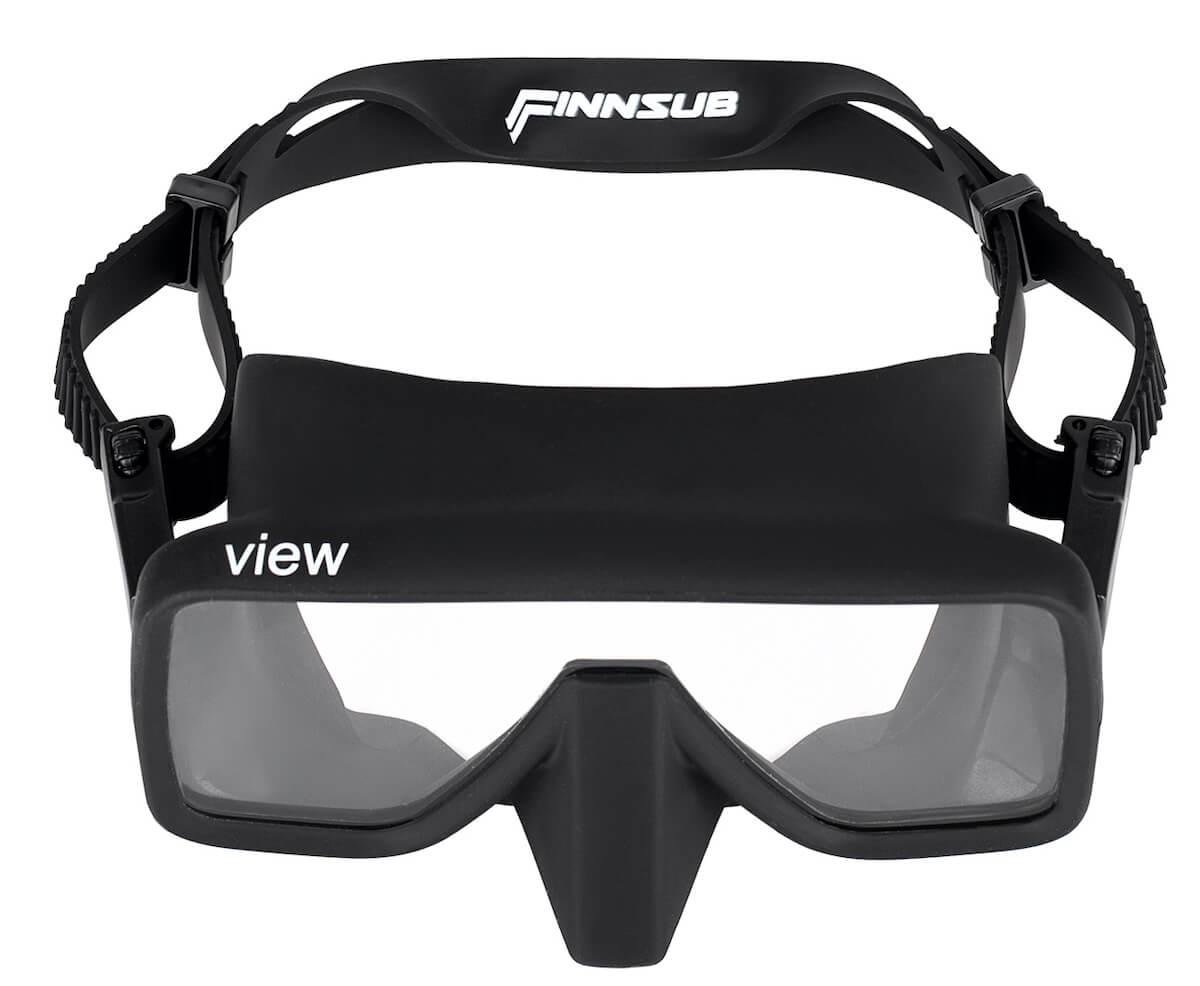 Potápěčská maska Finnsub View black
