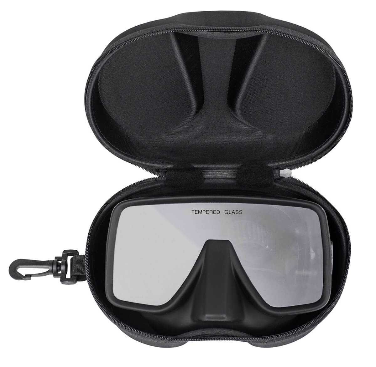 Potápěčská maska Finnsub View black v krabičce
