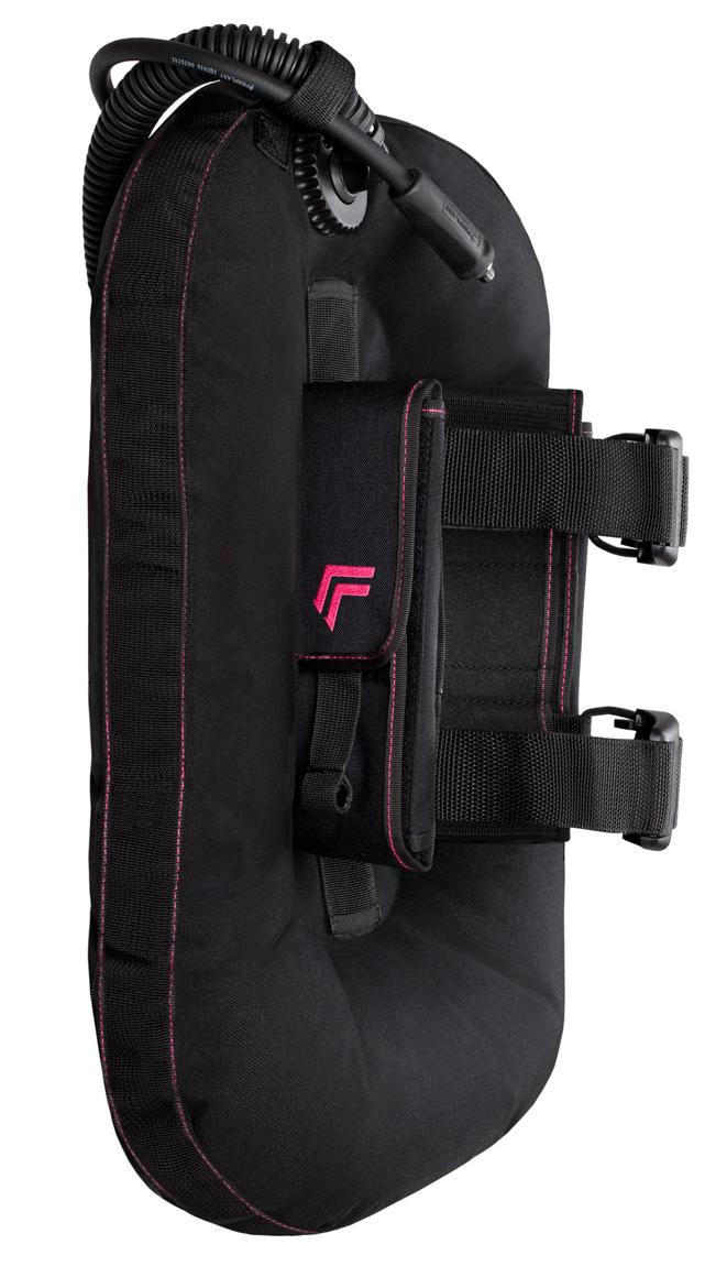 Křídlo Fly Ultralight pink zátěžové kapsy