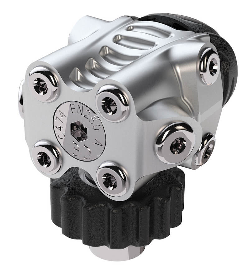 Automatika na potápění Mares Fusion 72X první stupeň