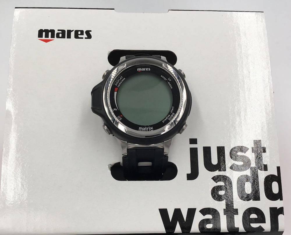 Počítač Mares MATRIX černý