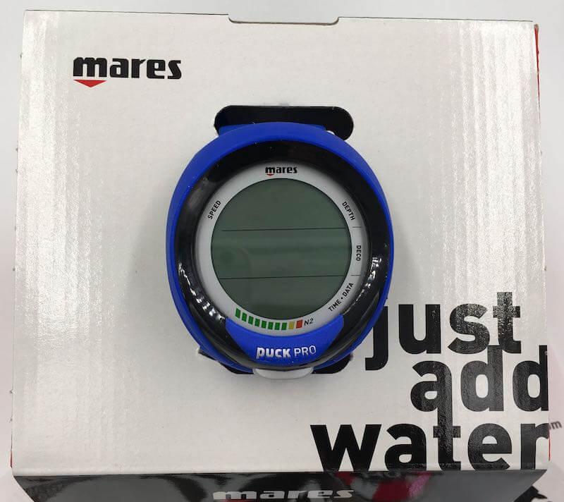 Počítač Mares Puck Pro modrá