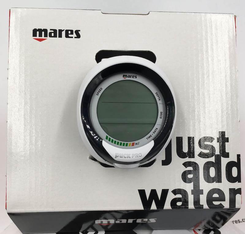 Počítač Mares Puck Pro bílý