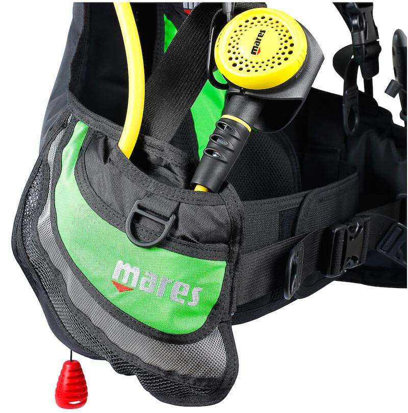 Dětský potápěčský žaket Mares Scuba Ranger