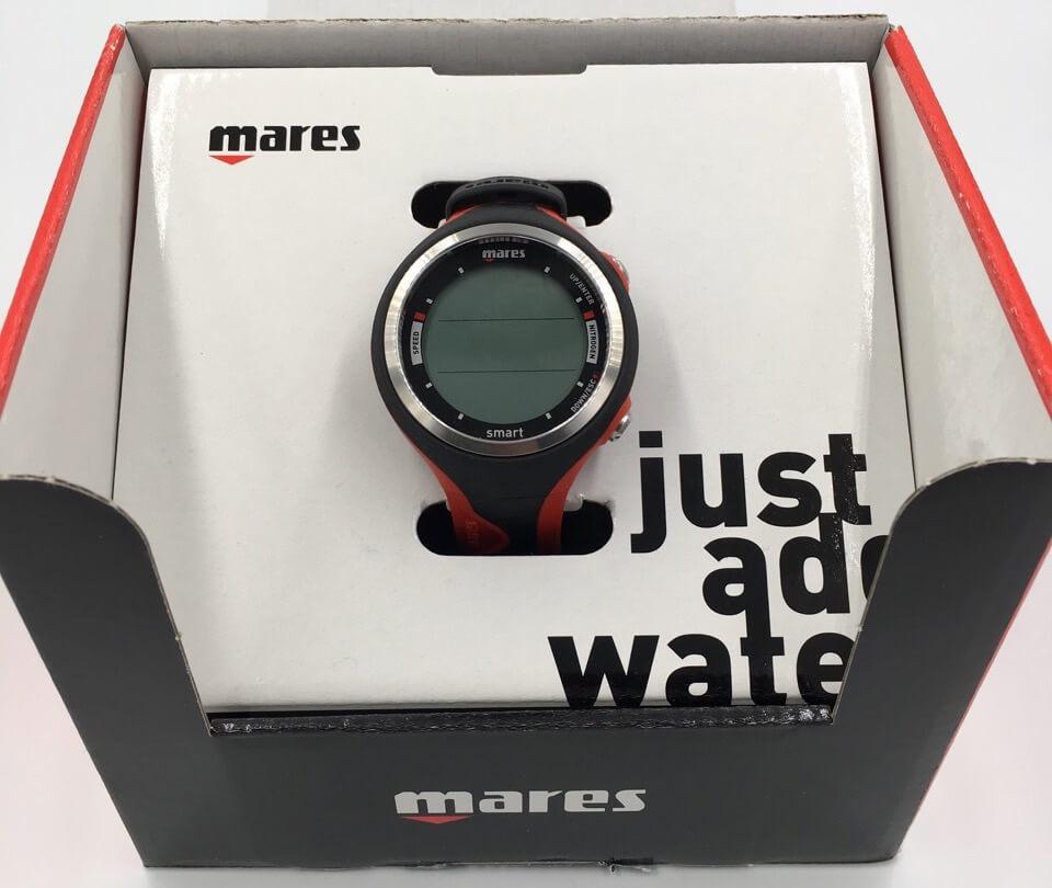 Mares Smart červený potápěčský počítač