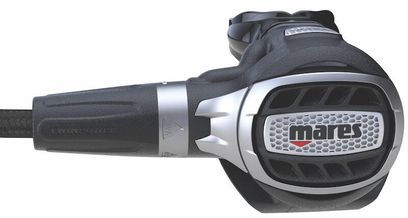 Potápěčská automatika Mares Ultra 72X druhý stupeň