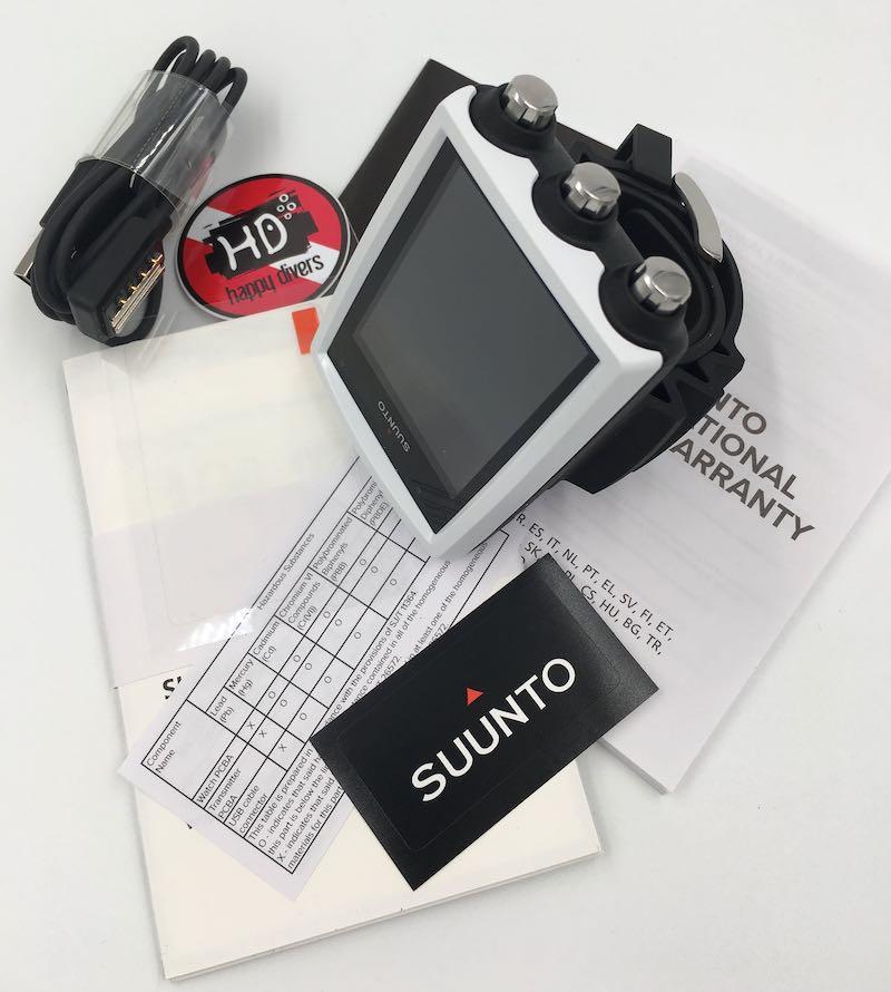 Potápěčský počítač Suunto EON Core