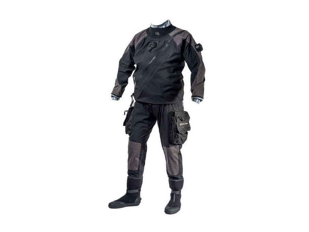 Suchý oblek Mares XR kevlar, silikonové manžety
