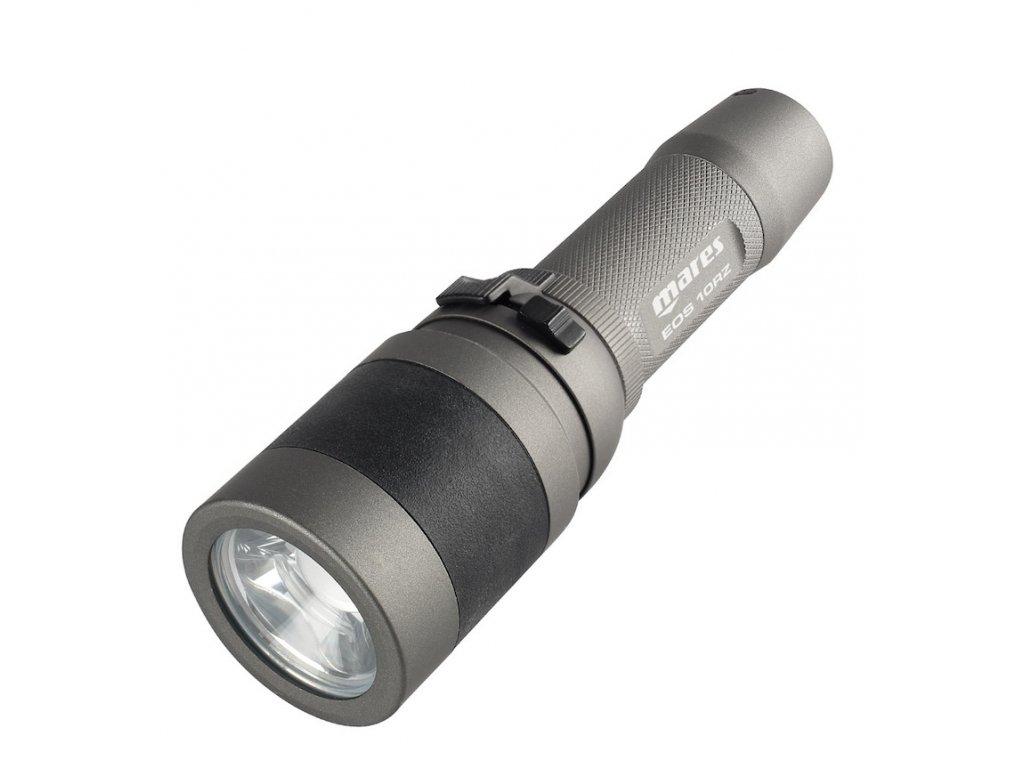 Svítilna Mares EOS 10 RZ + pouzdro