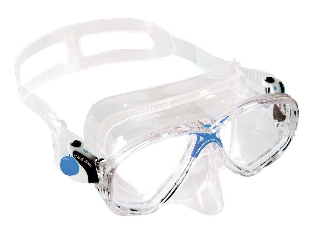 Dětské brýle Cressi MAREA junior transparentní