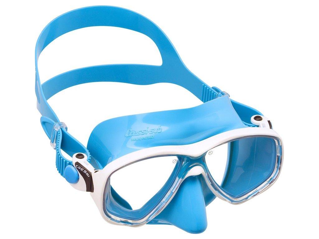 Dětská Maska Cressi MAREA junior modrá