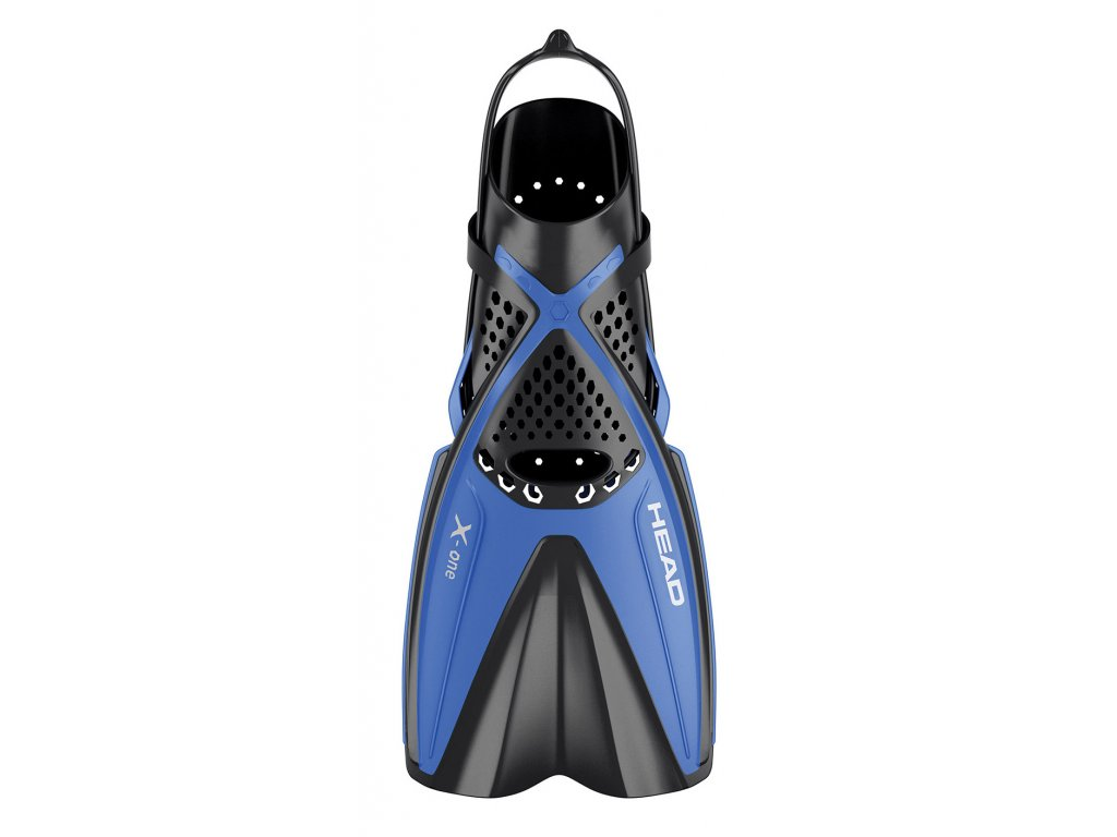 Šnorchlovací ploutve Mares X-ONE modré