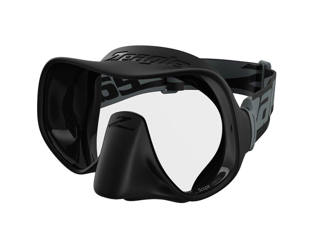 Potápěčské brýle Zeagle Scope Mono
