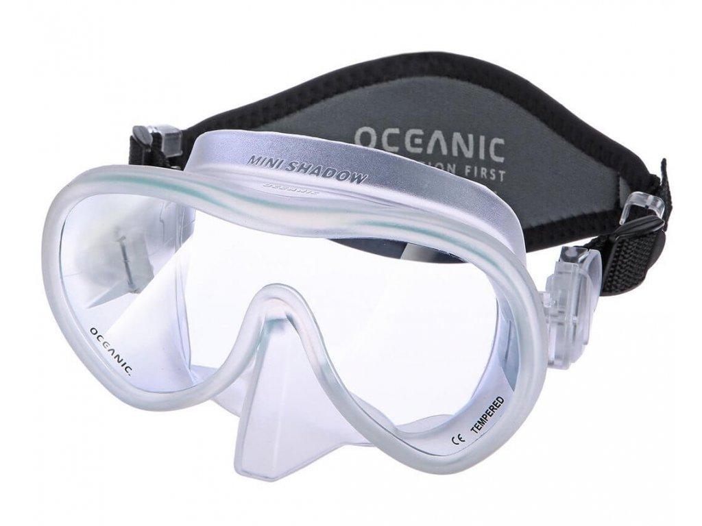 Maska Oceanic MINI SHADOW ICE