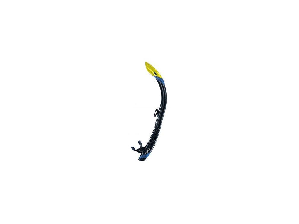Šnorchl Atomic Aquatics SV2 černý/modrý