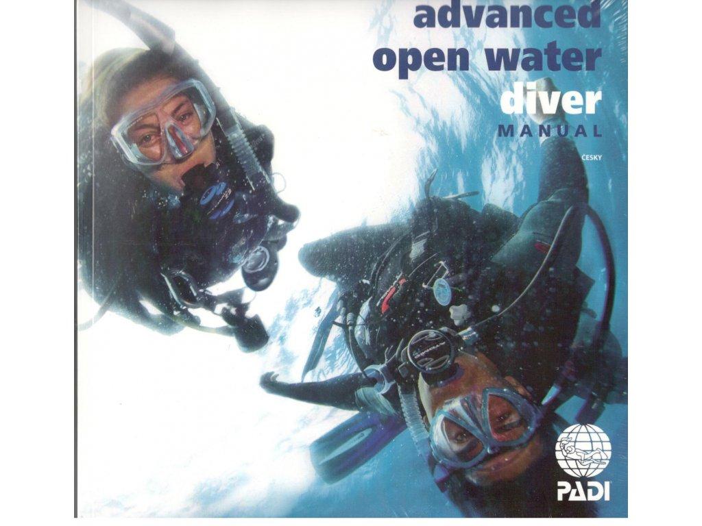 PADI Adventure in diving manuál CZ verze