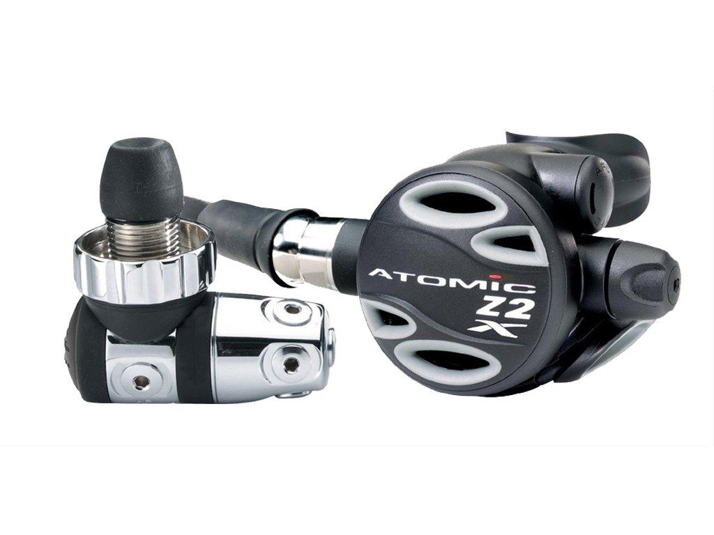 Automatika Atomic Aquatics Z2x DIN šedá