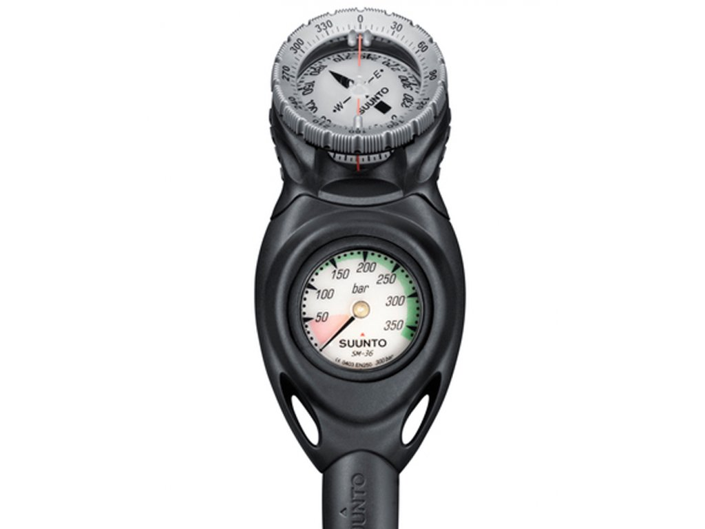 Konzole Suunto CB-TWO/manometr 300bar/kompas SK-8