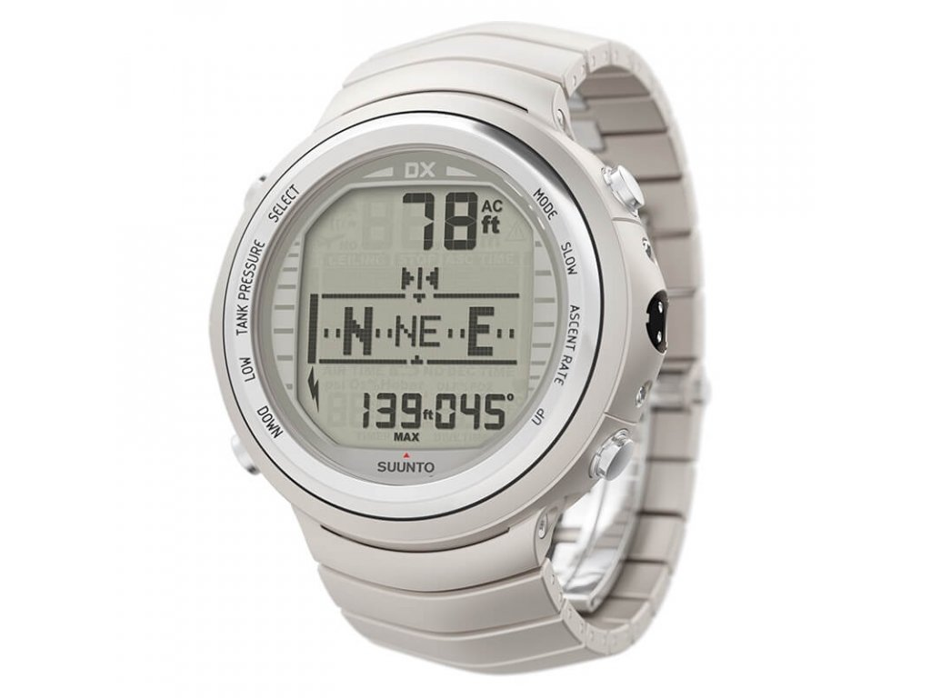 vyr 267SS021115000 Suunto DX Titanium Perspective Compass Imperial