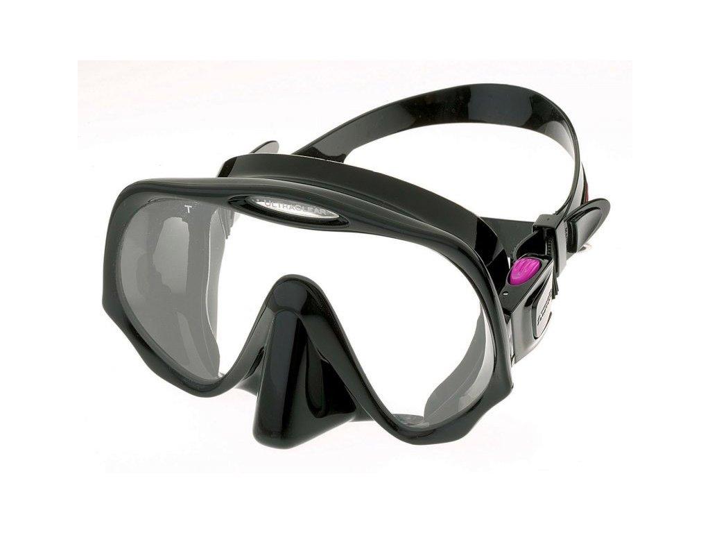 Maska na potápění a šnorchlování Atomic Aquatics Frameless MEDIUM