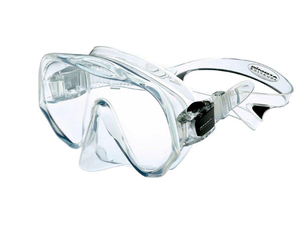 Maska Atomic Aquatics Frameless clear
