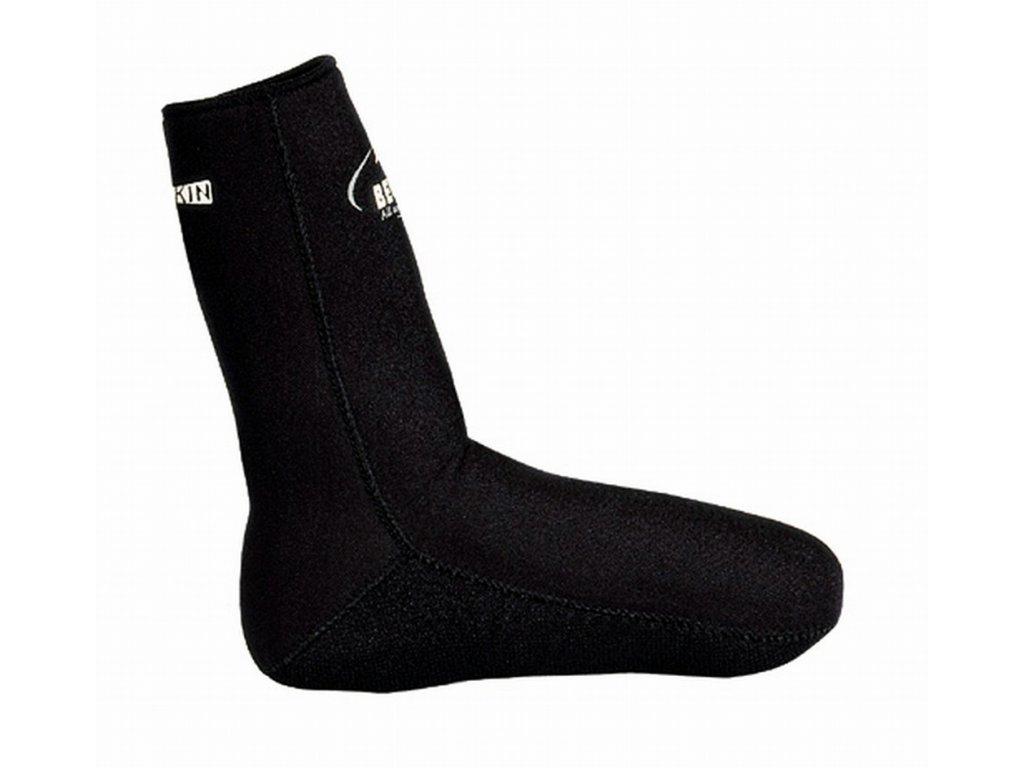 Ponožky neoprénové Beuchat Elaskin Titanium 4mm