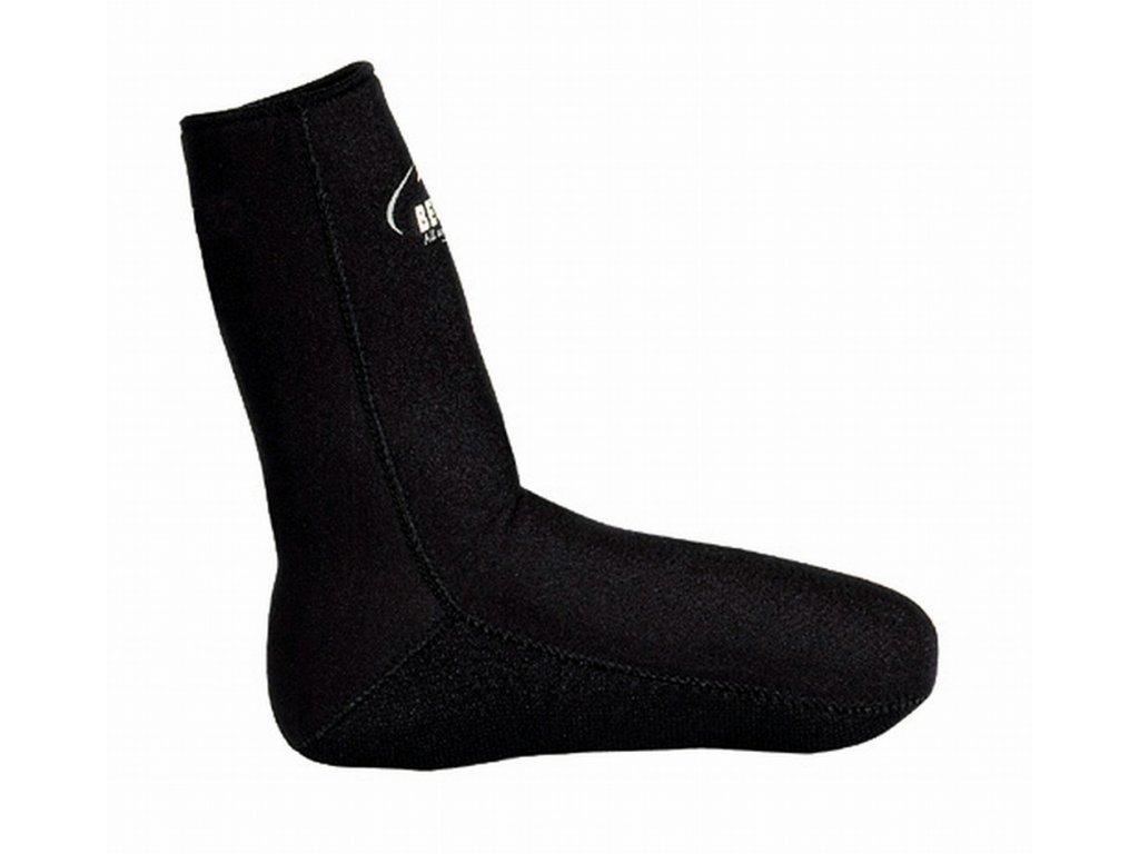 Ponožky Beuchat Titanium with Dots 4mm