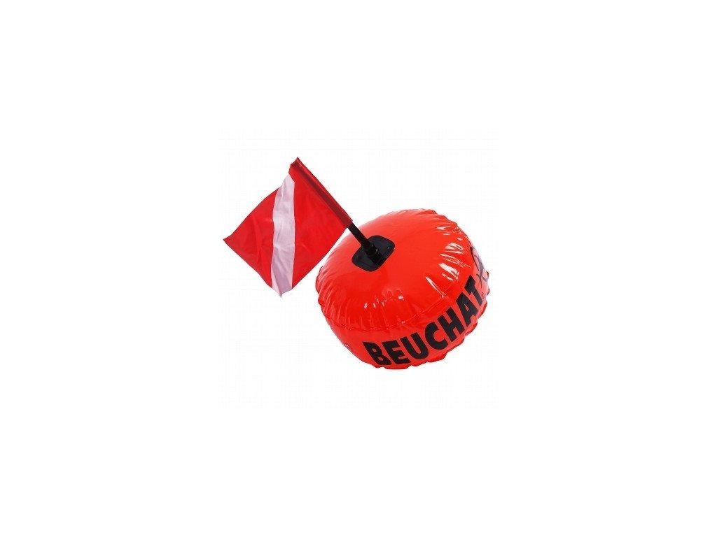 Bójka Beuchat Round Buoy + nylon line