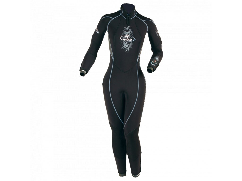 Neoprénový oblek Beuchat Focea Comfort 4 Lady 5mm
