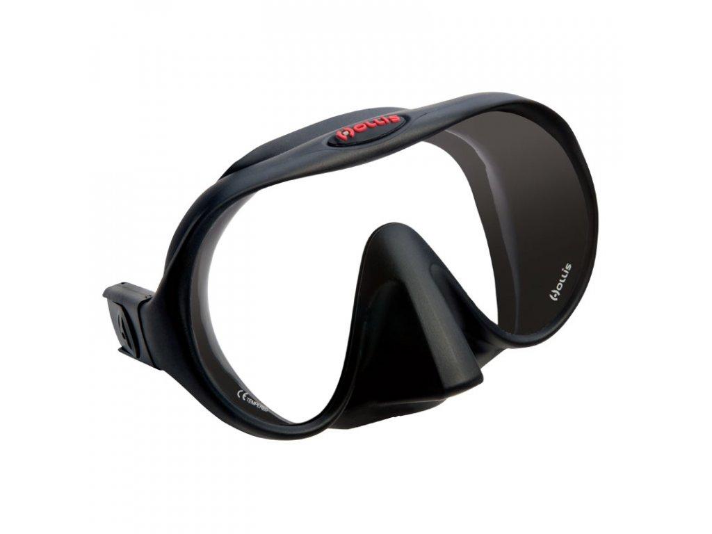 Potápěčská maska Hollis M-1 ONYX