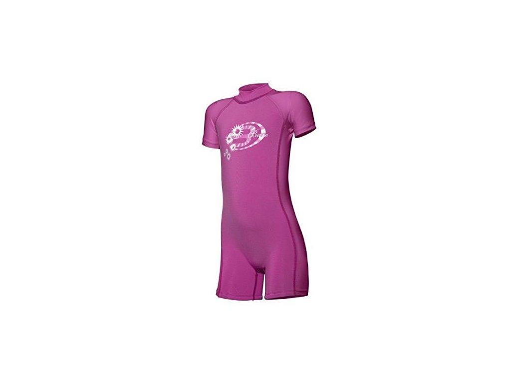 Dětký oblek Bare Sprint Pink, vel. 2