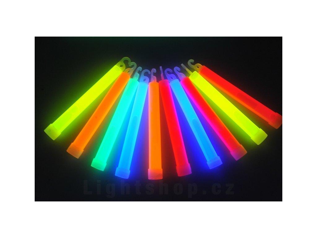 Chemické světlo zelené