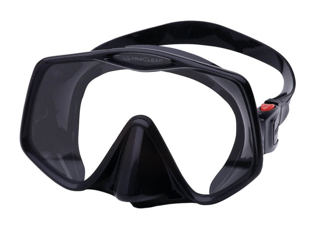 Potapecska maska Atomic Aquatics Frameless 2