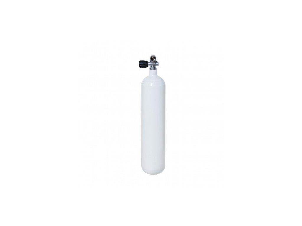 Láhev ocelová Vítkovice 3 L 230 bar + monoventil