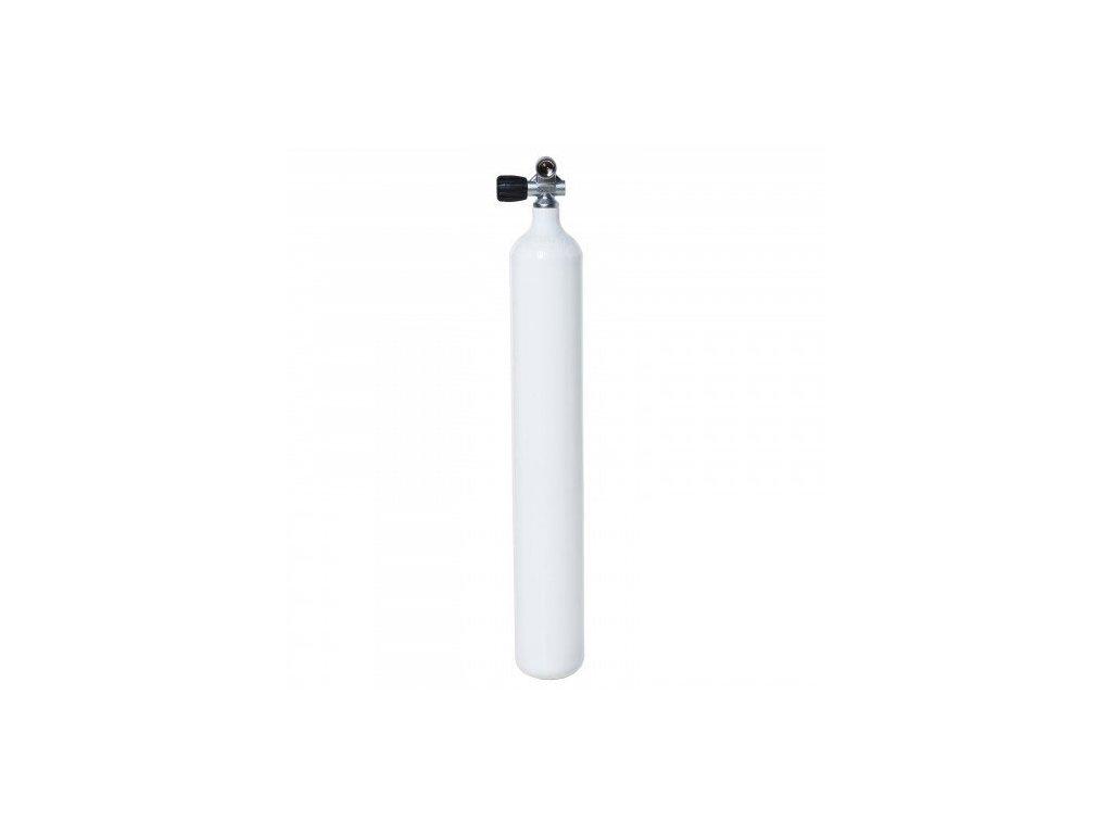 Láhev ocelová Vítkovice 4 L 230 bar + monoventil