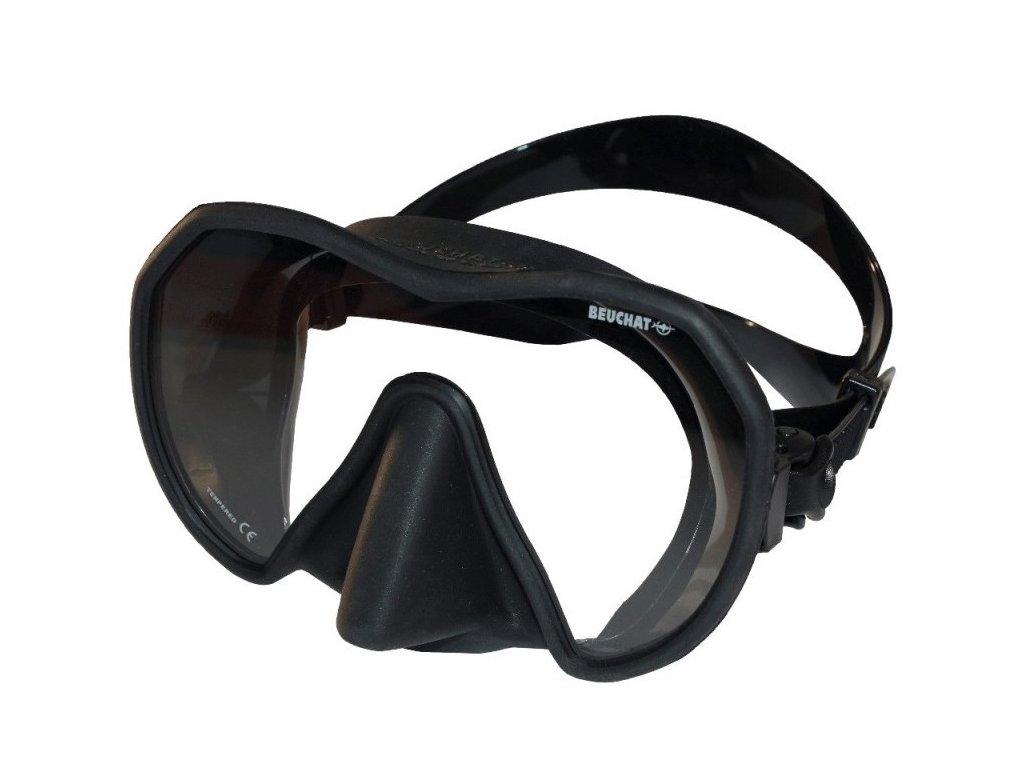 Maska Beuchat MAXLUX černá