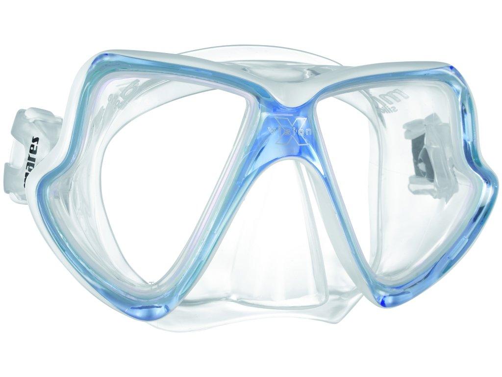 Potápěčská a šnorchlovací maska Mares X-Vision MID