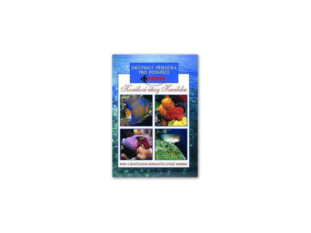 Korálové útesy Karibiku - Určovací příručka pro potápěče